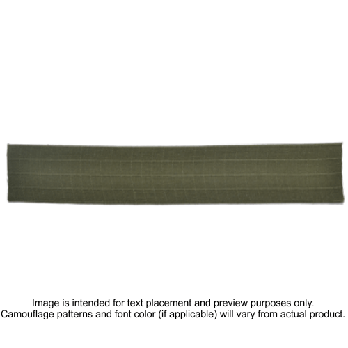Tactical Gear Junkie Name Tapes Sew-On RipStop Custom Name Tape - Olive Drab