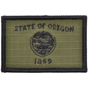 Oregon State Flag - 2x3 Patch
