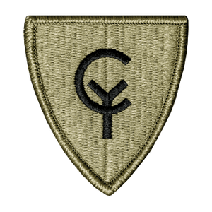 38th Infantry Division Patch - Multicam/OCP/Scorpion