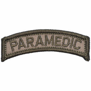 Paramedic Tab Patch
