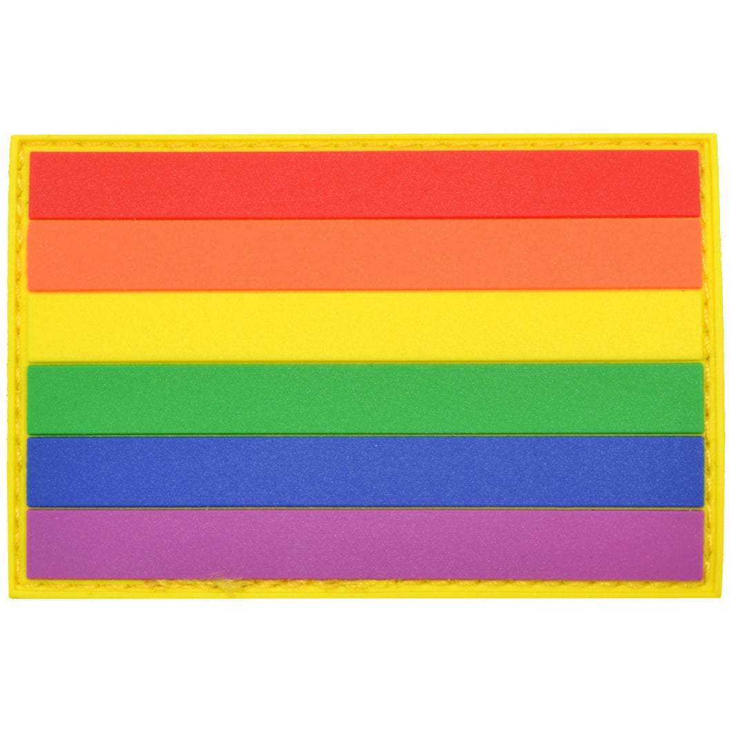 Pride Flag - 2x3 PVC Patch