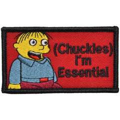 Essential Ralph Wiggum - 2x3.5 Patch