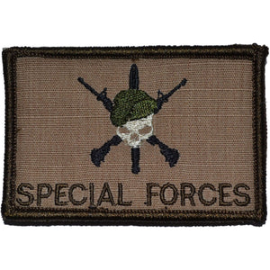 Special Forces - 2x3 Patch