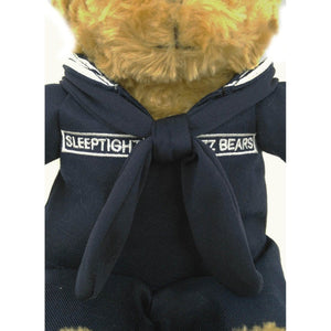 ZZZBears Sailor Sleeptight with Navy Crackerjack Uniform