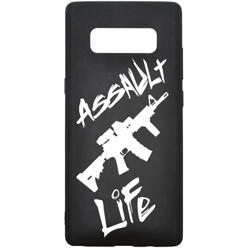 Tactical Gear Junkie Printed Accessories Samsung Galaxy Note 8 Assault Life - Smartphone Case - Choose Your Phone