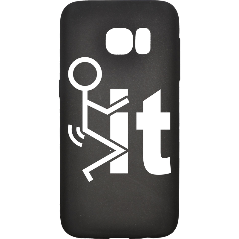 Tactical Gear Junkie Printed Accessories Samsung Galaxy S7 Fuck It - Smartphone Case - Choose Your Phone