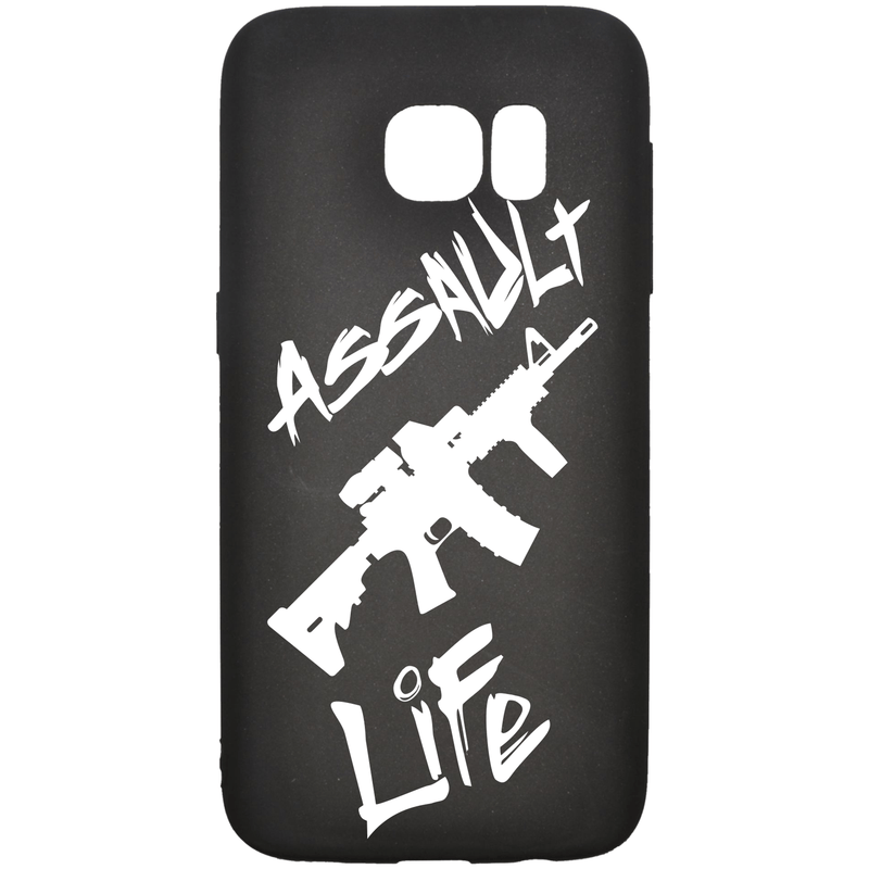 Tactical Gear Junkie Printed Accessories Samsung Galaxy S7 Assault Life - Smartphone Case - Choose Your Phone