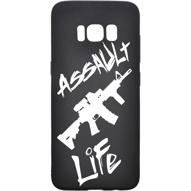 Tactical Gear Junkie Printed Accessories Samsung Galaxy S8 Assault Life - Smartphone Case - Choose Your Phone