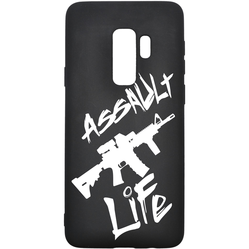 Tactical Gear Junkie Printed Accessories Samsung Galaxy S9+ Assault Life - Smartphone Case - Choose Your Phone