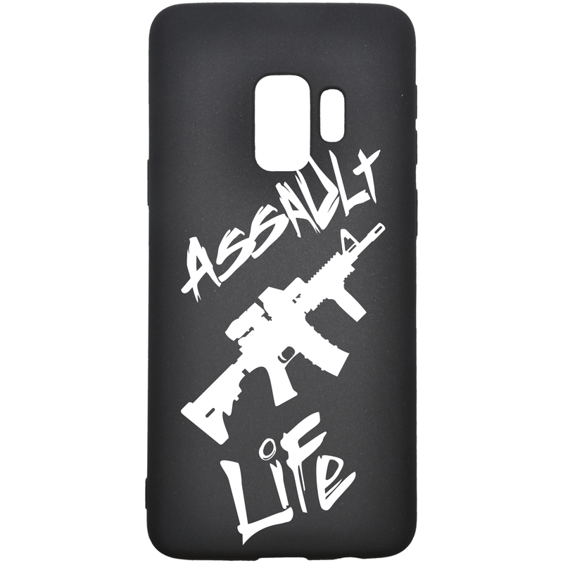 Tactical Gear Junkie Printed Accessories Samsung Galaxy S9 Assault Life - Smartphone Case - Choose Your Phone