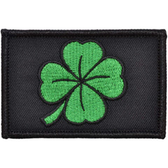 Shamrock Four Leaf Clover - 2x3 Patch