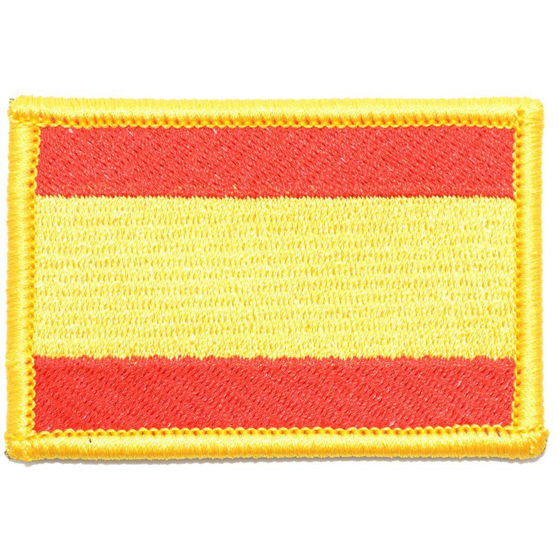 Tactical Gear Junkie Patches Full Color Flag of Spain - 2x3 Patch