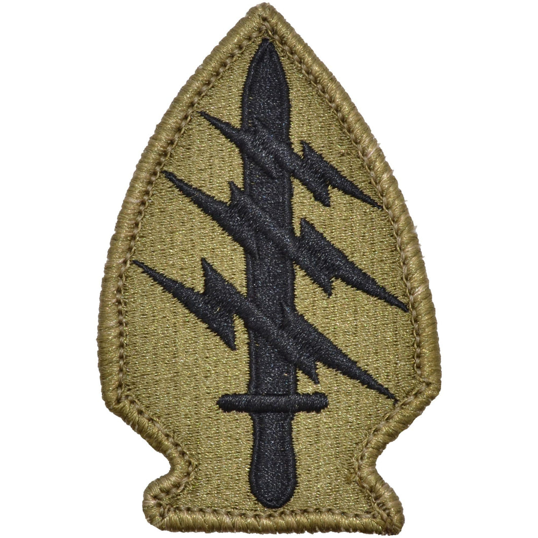 Special Forces Group Airborne Patch - OCP/Scorpion