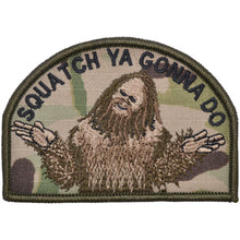 Squatch Ya Gonna Do - 2.75x4 Patch