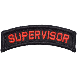 Supervisor Tab Patch