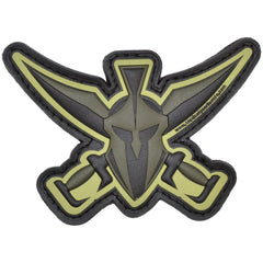 Tactical Gear Junkie Logo - 2x3 PVC Patch