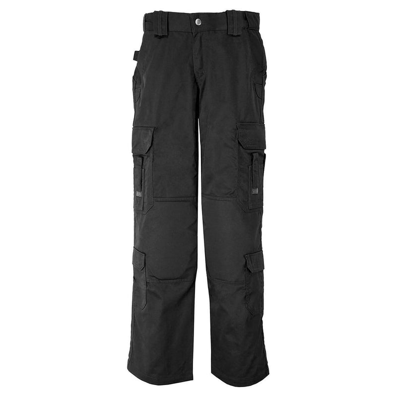5.11 Tactical Apparel Black / Long 10 5.11 Tactical Womens Taclite EMS Pants