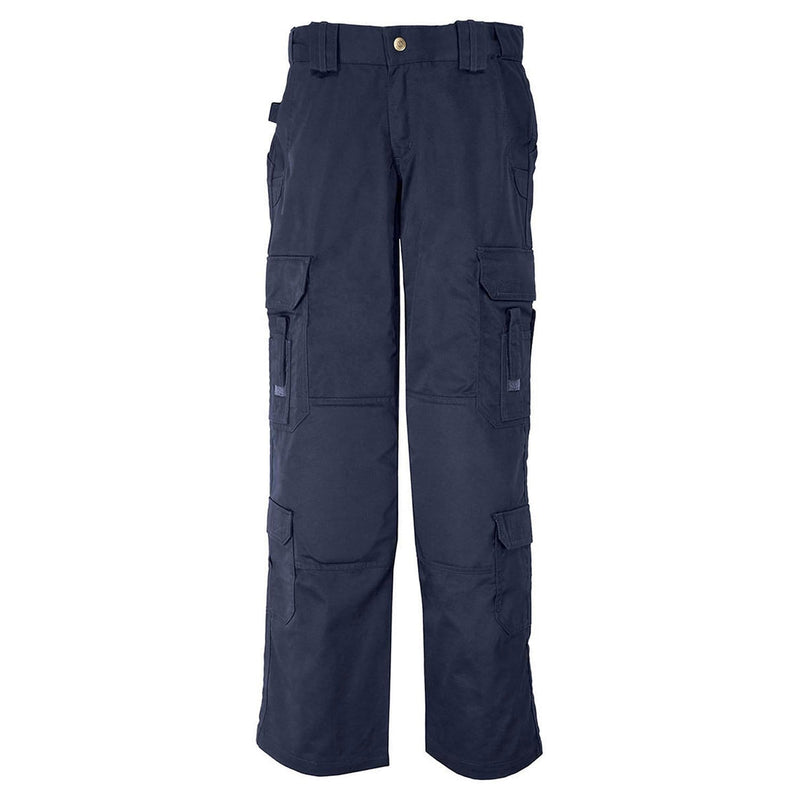 5.11 Tactical Apparel Dark Navy / Long 10 5.11 Tactical Womens Taclite EMS Pants