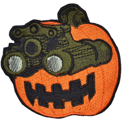 Tac-O-Lantern - 3.5 inch Glow-In-Dark Patch