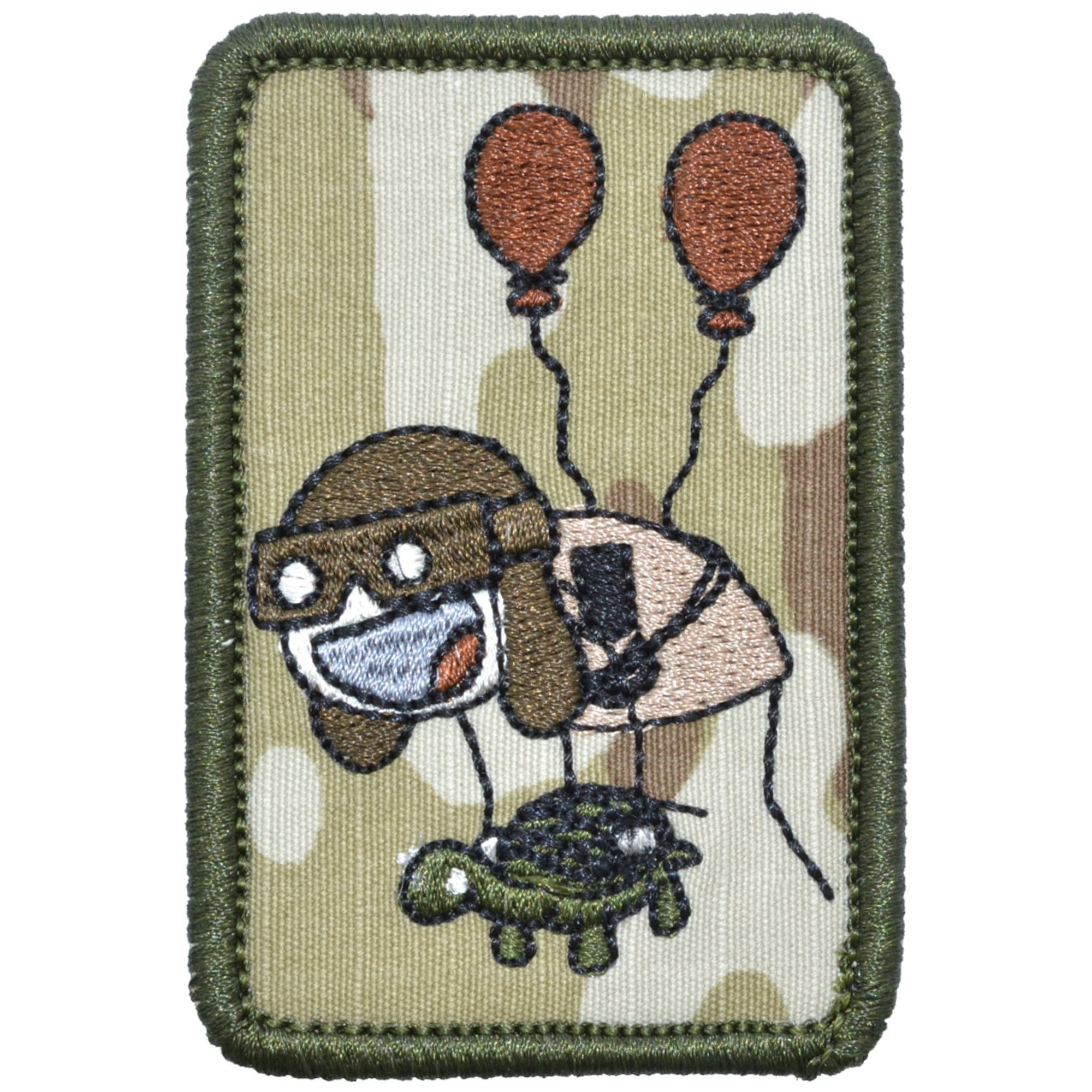 Sketch's World © US Air Force Transport - 3x2 Morale Patch