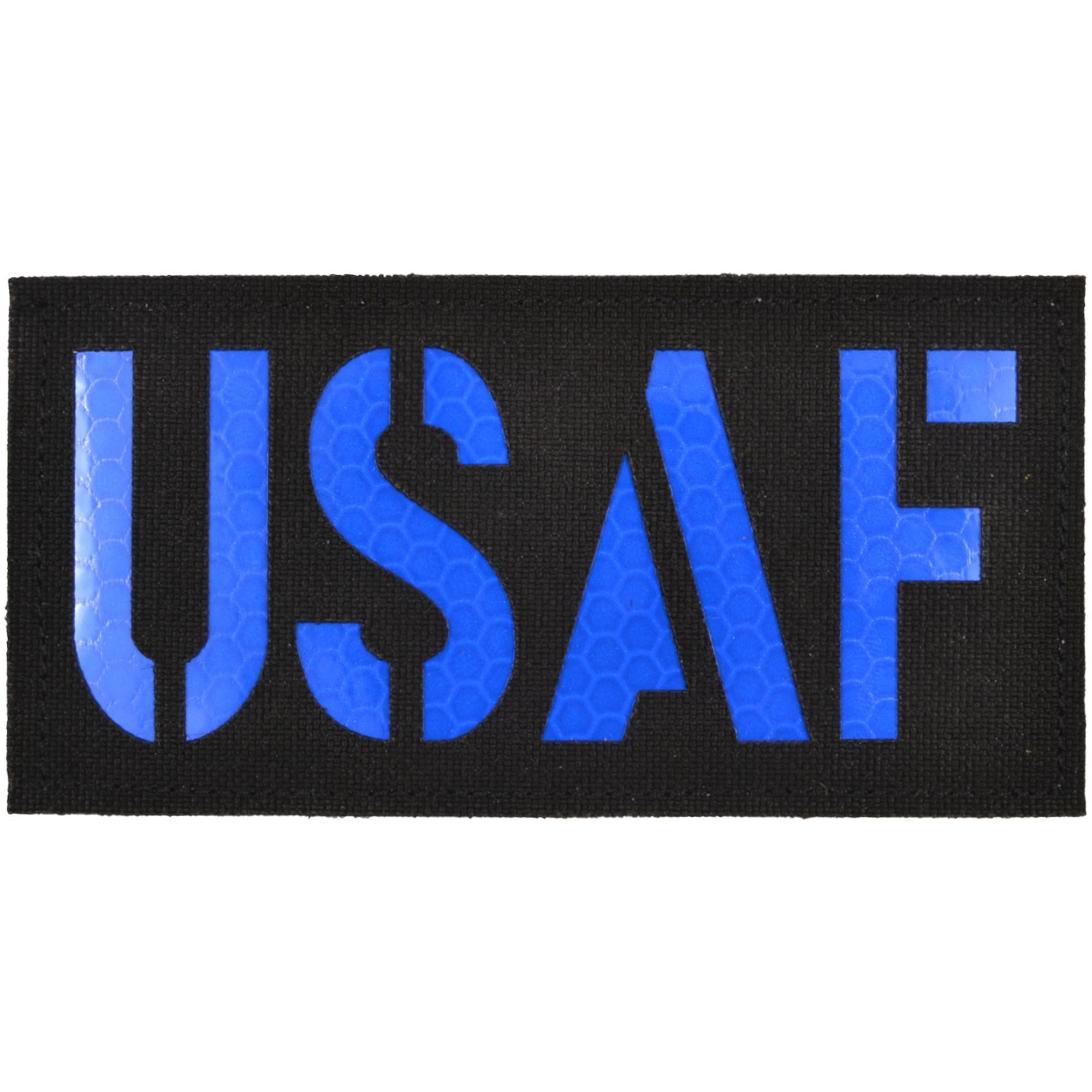 USAF (U.S. Air Force) Laser Cut - 2x4 CORDURA® Patch