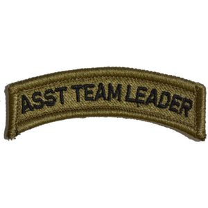 Assistant Team Leader Tab Patch - Multicam/OCP/Scorpion