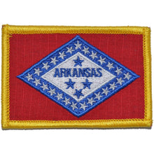 Arkansas State Flag - 2x3 Patch
