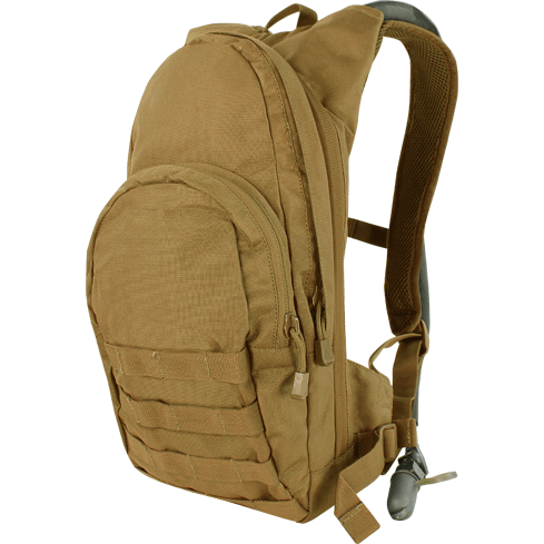 Condor Tactical Gear Coyote Brown Condor Hydration Pack