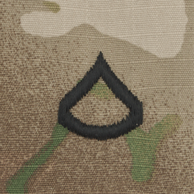 Army Rank - SEW ON - OCP/Scorpion