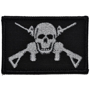Jolly Roger Cross M4 - 2x3 Patch