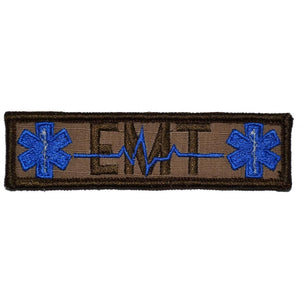 EMT Stars of Life - 1x3.75 Patch