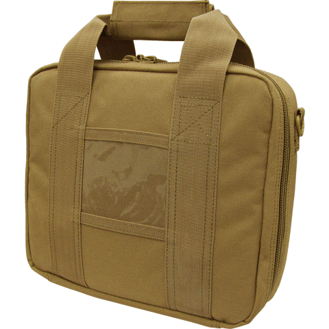Condor Tactical Gear Coyote Brown Condor Pistol Case