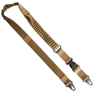 US Tactical C4: 2-to-1 Point Shock Webbing Sling