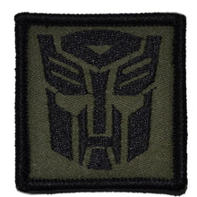 Autobot, Transformers - 2x2 Patch
