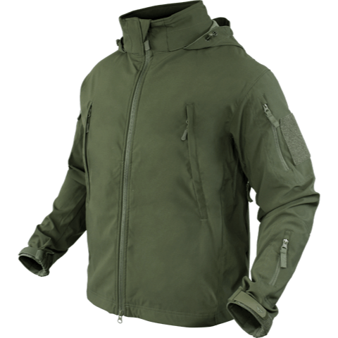 Condor Apparel Olive Drab / S Condor Summit Zero Lightweight Soft Shell Jacket