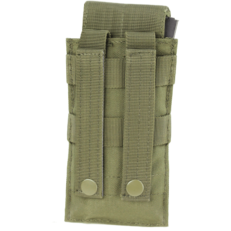 Condor Tactical Gear Condor Single M4 Hook & Loop Top Mag Pouch