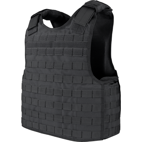 Condor Tactical Gear Black Condor Defender Plate Carrier