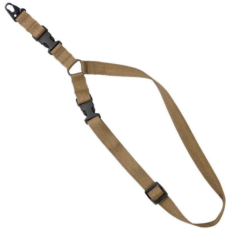 United States Tactical Tactical Gear Coyote Brown United States Tactical S1: Single-Point Tactical Sling