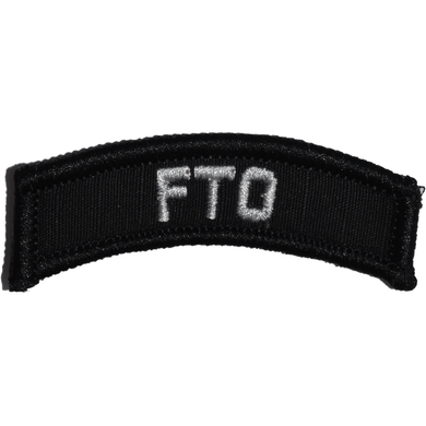 Field Training Officer (FTO) Tab Patch