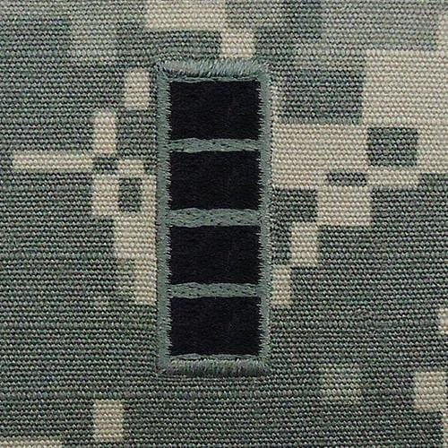 Tactical Gear Junkie Rank WO4 Army Rank - SEW ON - ACU