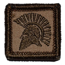 Spartan Head - 1x1 Patch
