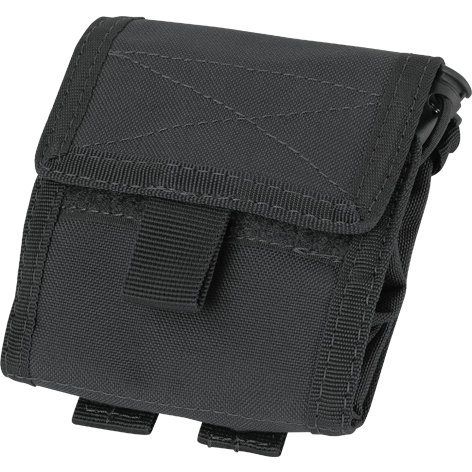Condor Tactical Gear Black Condor Roll - Up Utility Pouch