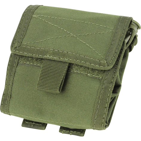 Condor Tactical Gear Olive Drab Condor Roll - Up Utility Pouch