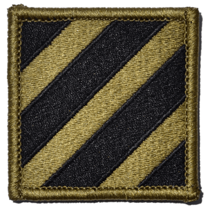 3rd Infantry Division Patch Multicam/OCP/Scorpion