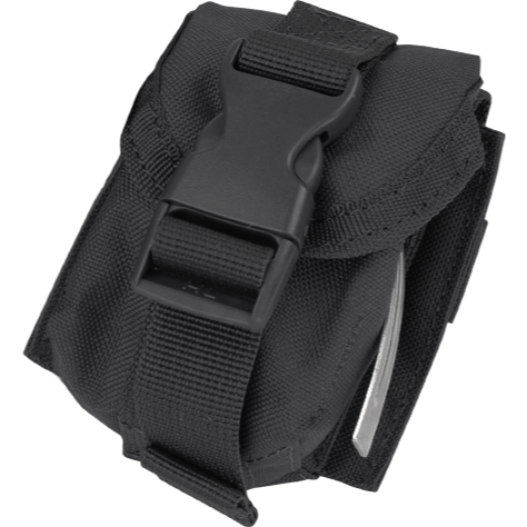 Condor Tactical Gear Black Condor Single Frag Grenade Pouch