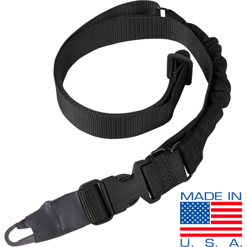 Condor Tactical Gear Black Condor VIPER Single Bungee One Point Sling