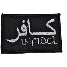 Infidel Arabic - 2x3 Patch
