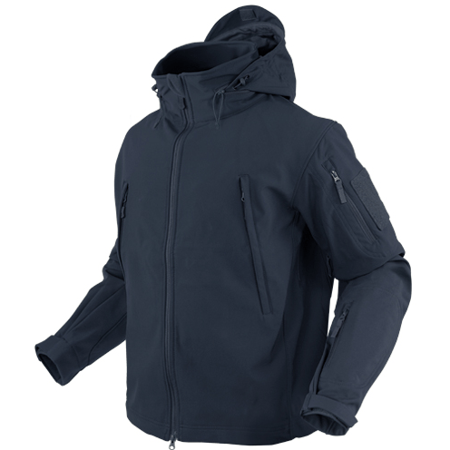Condor Apparel Navy Blue / S Condor Summit Tactical Soft Shell Jacket