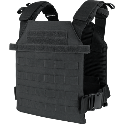 Condor Tactical Gear Black Condor Sentry Lightweight Plate Carrier