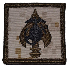 USMC MARSOC Marine Special Operations Command - 2x2 Patch